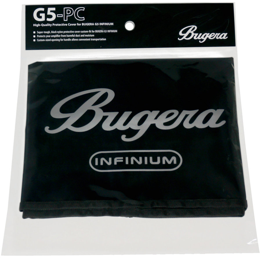 View larger image of Bugera G5-PC Infinium Amp Cover