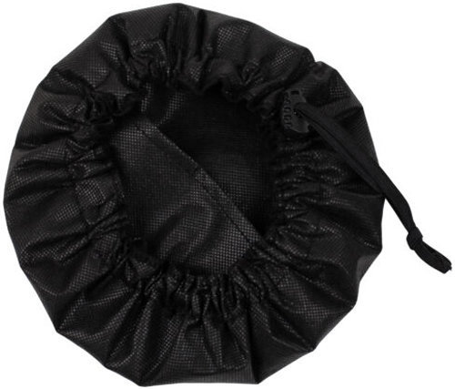 """View larger image of Gator Bell Cover with MERV 13 Filter - 10-11"""", Black"""