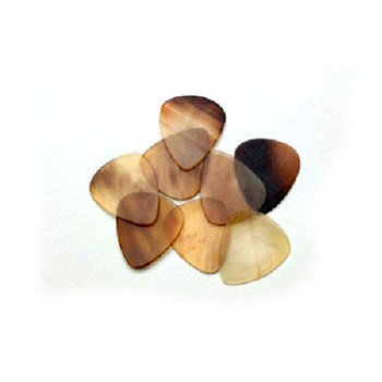 View larger image of Cow Hoof Guitar Pick - 5 Pack