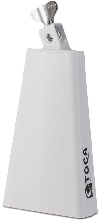 View larger image of Toca Contemporar Series Cowbell - Cha Cha Bell, High, White