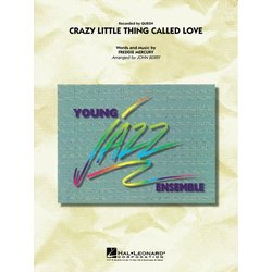 Crazy Little Thing Called Love (Queen) - Score & Parts, Grade 3