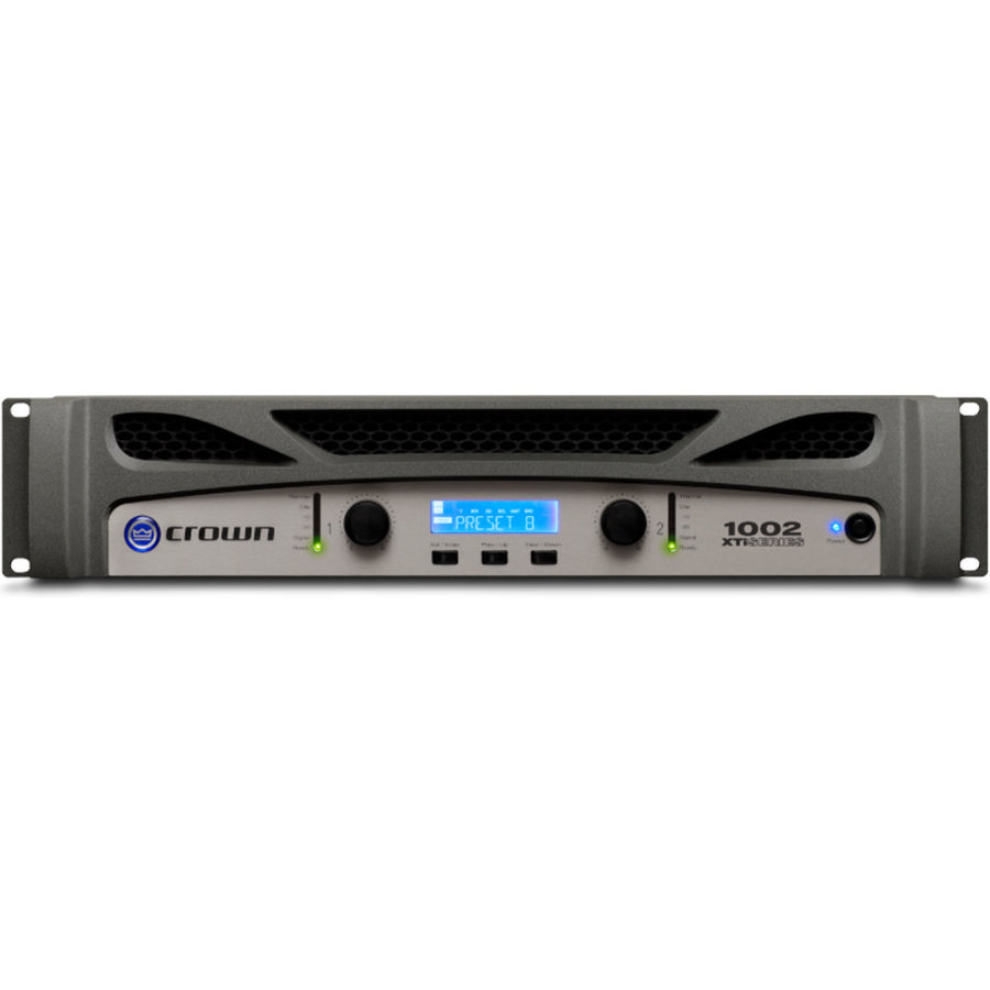 View larger image of Crown XTi 1002 Two-Channel Power Amp