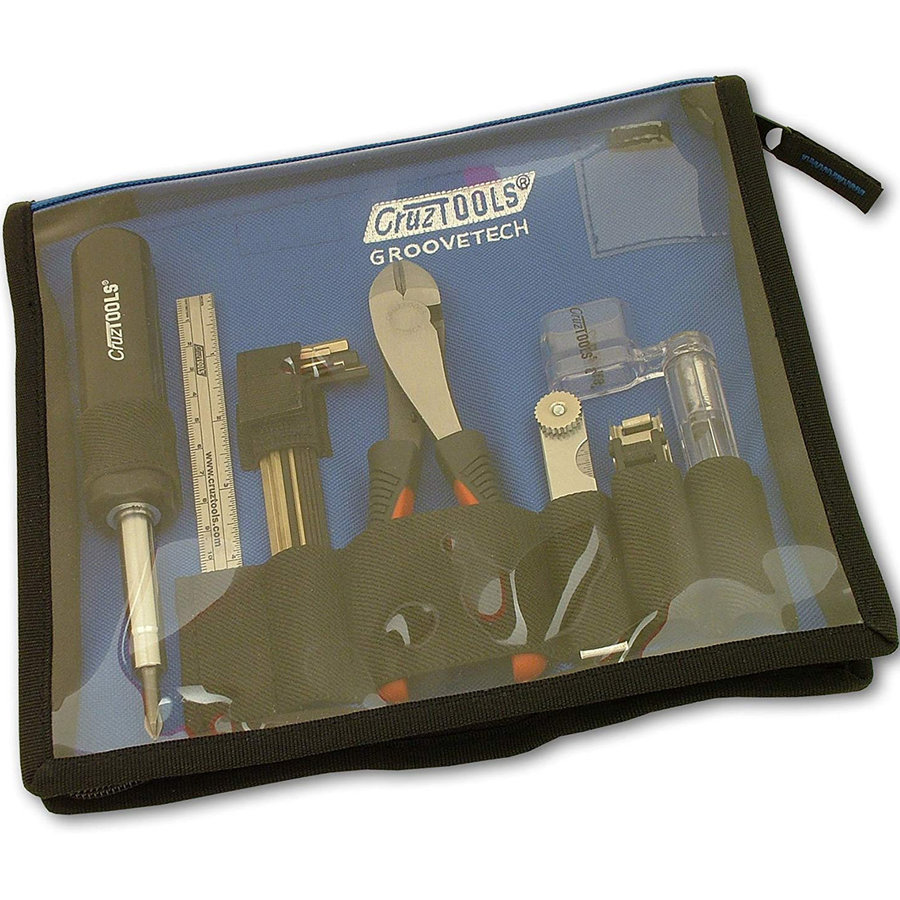 View larger image of CruzTOOLS GrooveTech Guitar Tech Kit