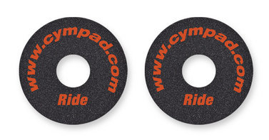 View larger image of Cympad Optimizer Ride Set - 40/18mm, 2 Piece Set