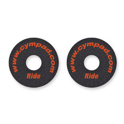 Cympad Optimizer Ride Set - 40/18mm, 2 Piece Set
