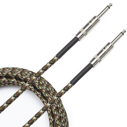 View larger image of D'Addario Braided Instrument Cable - 15', Camouflage