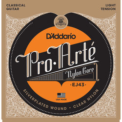 D'Addario EJ43 Pro-Arte Classical Guitar Strings