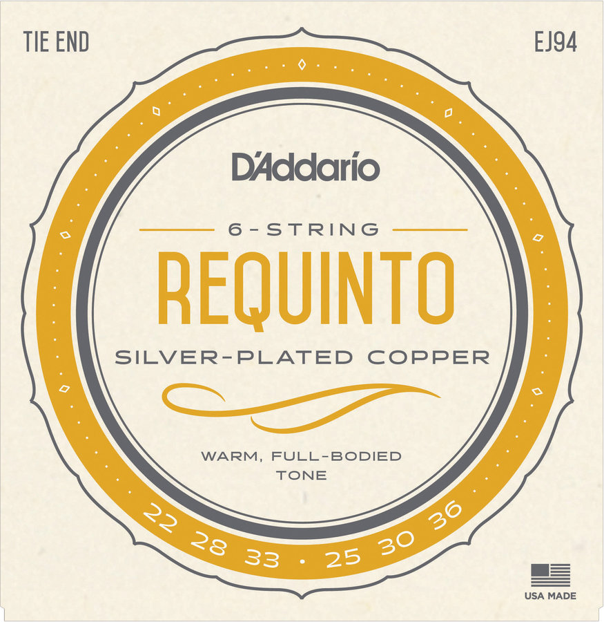 View larger image of D'Addario EJ94 Requinto Strings
