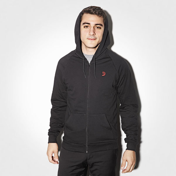 View larger image of D'Addario Hoodie Sweatshirt - Large