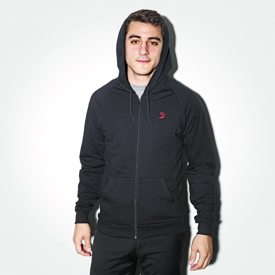 View larger image of D'Addario Hoodie Sweatshirt - Medium
