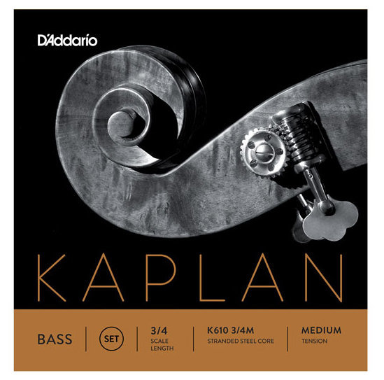 View larger image of D'Addario Kaplan Single C - Extended E String - 3/4 Scale, Medium Tension