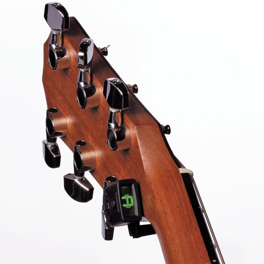 View larger image of D'Addario NS Micro Headstock Tuner