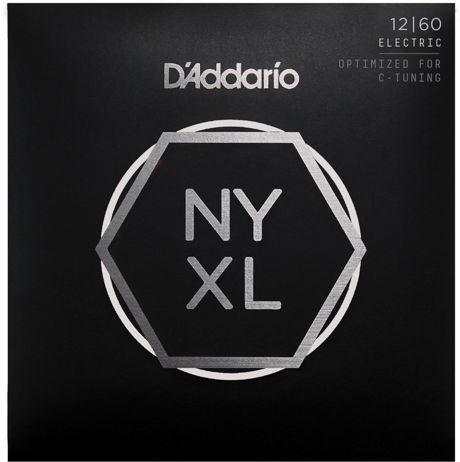 View larger image of D'Addario NYXL1260 Nickel Wound Electric Strings - Extra Heavy - 12-60