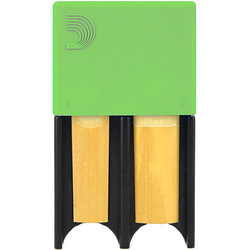 D'Addario Reed Guard - Small, Green