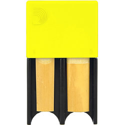 D'Addario Reed Guard - Small, Yellow