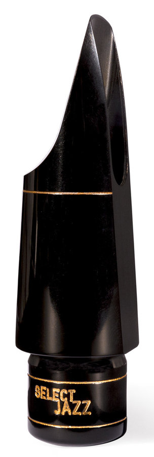 View larger image of D'Addario Select Jazz Tenor Saxophone Mouthpiece - D6M