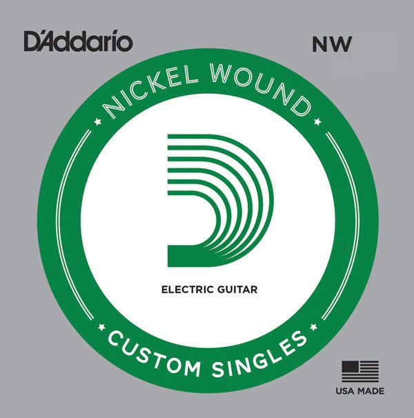 View larger image of D'Addario Single XL Nickel Wound 038 Guitar String