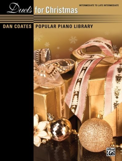 View larger image of Dan Coates Popular Piano Library: Duets for Christmas (1P4H)
