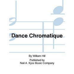 Dance Chromatique - Clarinet Duet