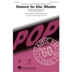 Dance to the Music, 2PT Parts