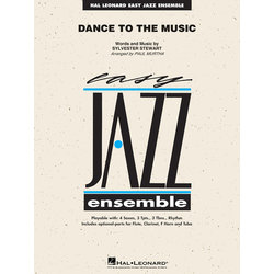 Dance to the Music, (Sly & The Family Stone) - Score & Parts, Grade 2