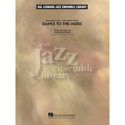 Dance To The Music (Sly & The Family Stone) - Score & Parts, Grade 4