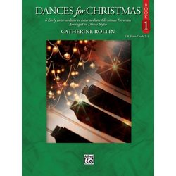 Dances for Christmas, Book 1 (1P4H)