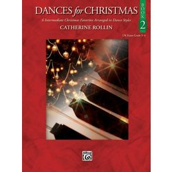 Dances for Christmas, Book 2 (1P4H)