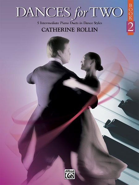 View larger image of Dances for Two, Book 2 (1P4H)