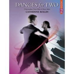Dances for Two, Book 2 (1P4H)