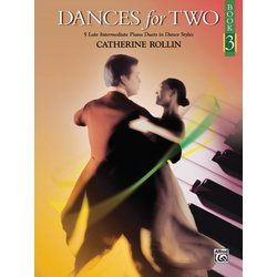 Dances for Two, Book 3 (1P4H)