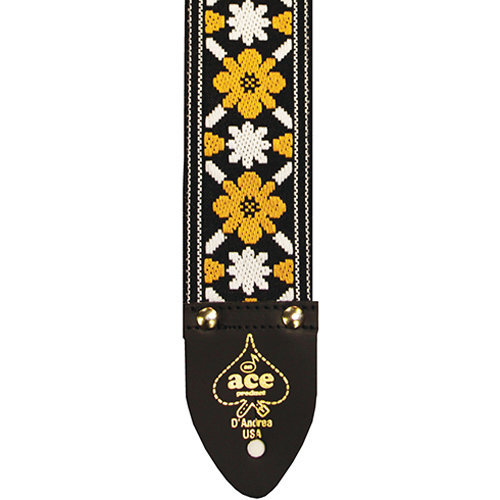 View larger image of Ace Vintage Reissue Guitar Strap - Rooftop