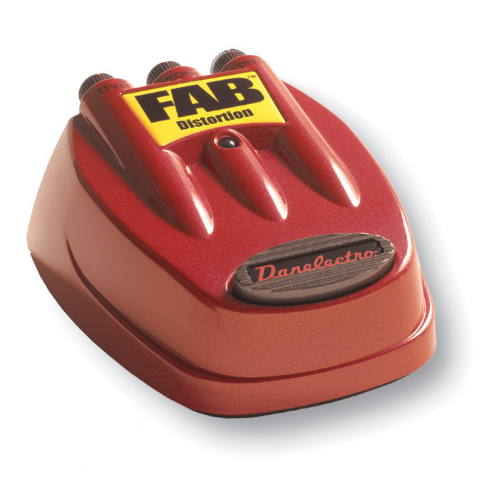 View larger image of Danelectro D-1 FAB Distortion Pedal Effect