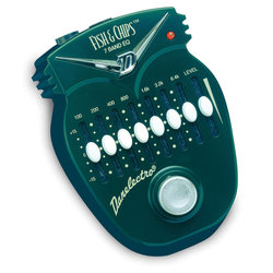 Danelectro DJ-14 Fish and Chips 7 Band EQ Pedal Effect