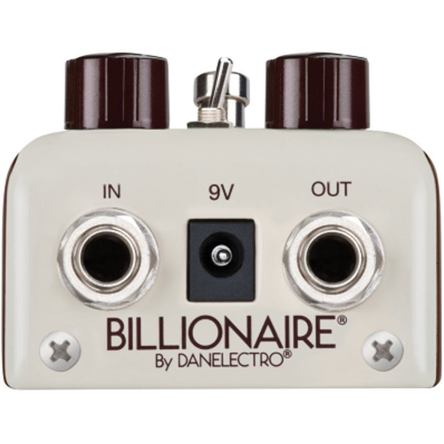 View larger image of Danelectro Filthy Rich Tremolo Pedal