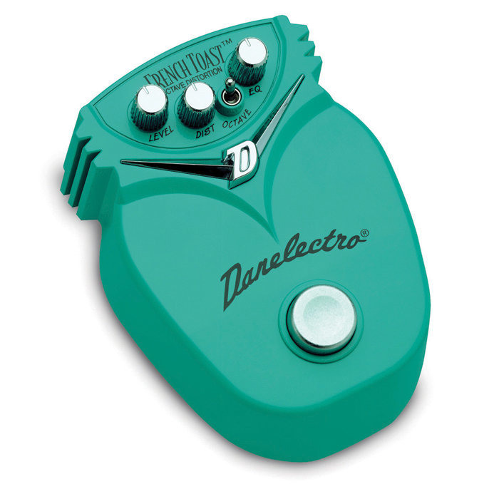 View larger image of Danelectro French Toast Octave Distortion Pedal Effect