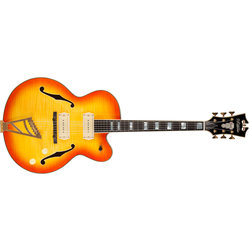 D'Angelico Excel 59 Electric Guitar - Sunburst
