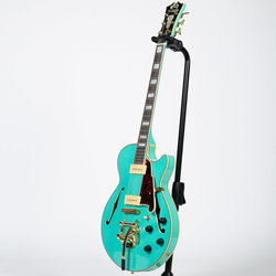 D'Angelico Excel SS Shoreline Electric Guitar - Surf Green