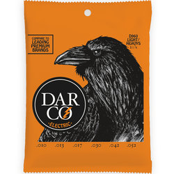 Darco Electric Guitar Strings - Light Heavy