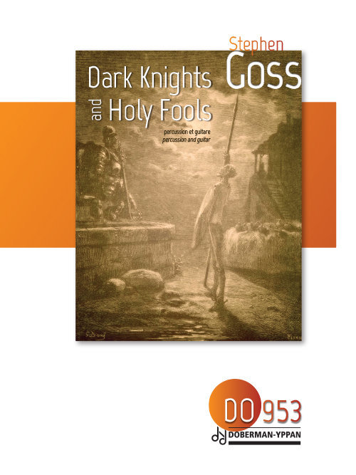 View larger image of Dark Knights And Holy Fools (Goss) - Mixed Ensemble