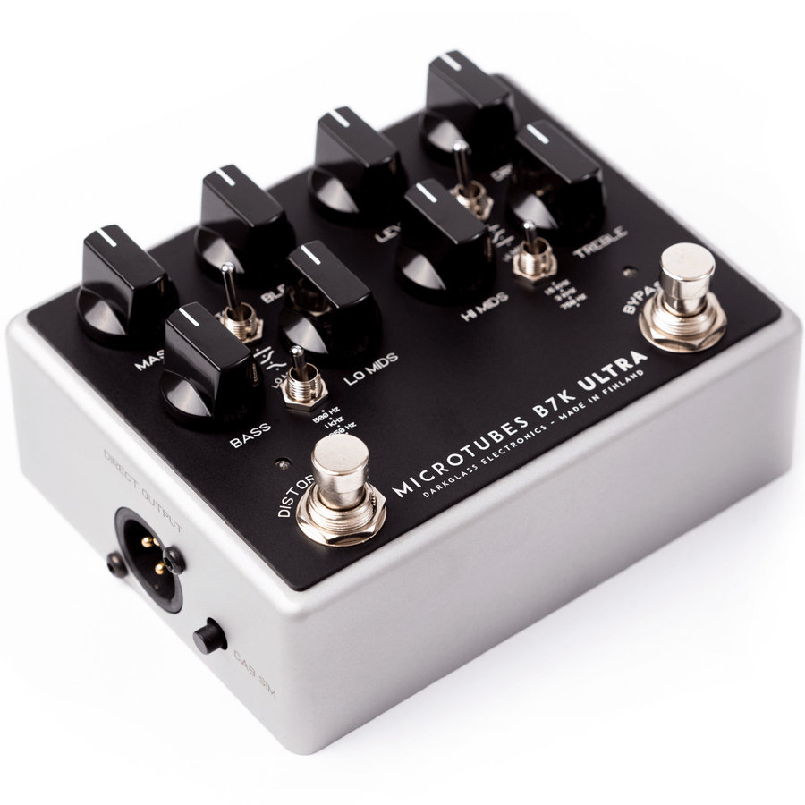 View larger image of Darkglass B7K Ultra V2A Microtubes Analog Bass Preamp Pedal