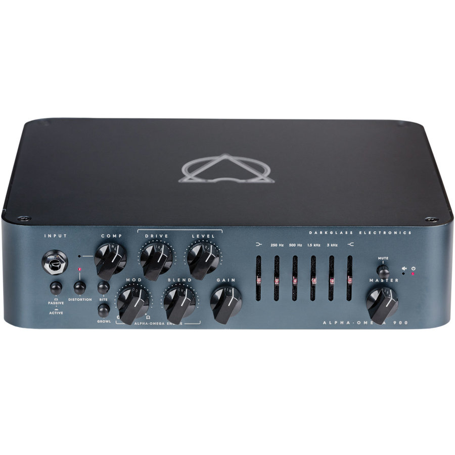 View larger image of Darkglass Electronics Alpha Omega 900 Bass Amp Head