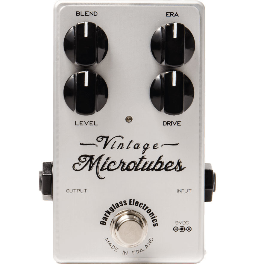 View larger image of Darkglass Electronics Vintage Microtubes Overdrive Pedal