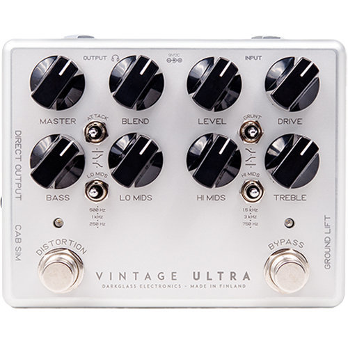 View larger image of Darkglass Electronics Vintage Ultra V2 Bass Preamp Pedal