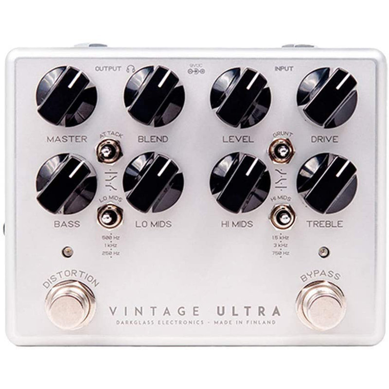 View larger image of Darkglass Vintage Ultra V2 Bass Preamp Pedal