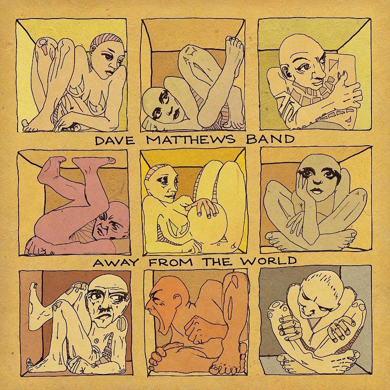 View larger image of Dave Matthews Band - Away From The World (Vinyl)