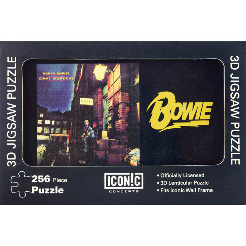 View larger image of David Bowie Ziggy Stardust 3D Lenticular Puzzle