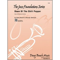 Dawn of the Chili Pepper - Score & Parts, Very Easy