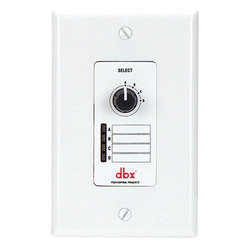 DBX ZC3 Wall Mounted Zone Controller