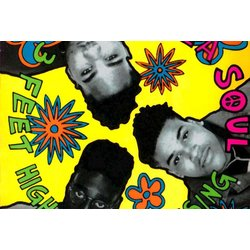 De La Soul - 3 Feet Hight & Rising (Vinyl)
